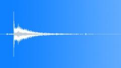 Sports Hockey Shot Wrist Hit Boards Boom 3 Sound Effect