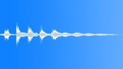 Sports Hockey Skate Away Slow Vibrate Sound Effect