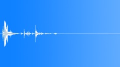 Sports Hockey Stick Drop Vibrate Buzz 3 Sound Effect