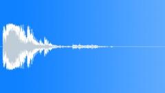 Foley Hockey Stick Hit Glass Bash Sound Effect