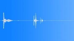 Sports Hockey Stick Slash Drop Bounce Sound Effect