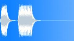 Horns Horns Doppler Car Chases Horn GrandAm 2 Honks Static Sound Effect