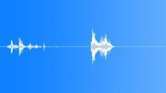 Foley Keys Jingle Toss Flop Sound Effect