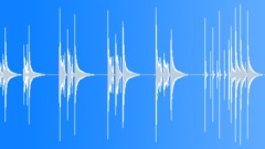 Sound Design Musical Khanjeera Kanjira Tambourine Hits Hands Drum Percussion Be Sound Effect
