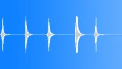 Foley Knife Knife Sharpen Scrape Ring Hit Sound Effect