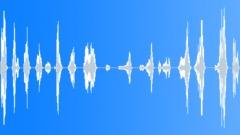 Animals Lions Single Rare Vocals Burp Vomit Disgusting Series x 3 Exterior Sound Effect