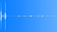 Ice and Snow Lock Fasten Screw Twist Squeaky Sound Effect