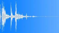 Military Iraq Guns Borego Springs Machine Gun 50 Calibre Shot Single Deep Low T Sound Effect