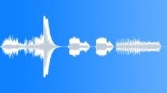 Sound Design Science Fiction Machine Sequence Sizzle Pop Sharp Clatter Close Up Sound Effect
