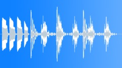 Sound Design Science Fiction Machine Beep Sequence Pulsating Warble High Pitche Sound Effect