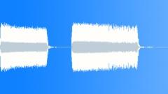 Machines Various Air Compressor Switch On Off Series x2 Engine Start Loud Clatt Sound Effect