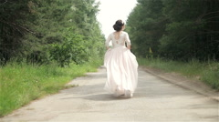 Wonderful bride runs away Arkistovideo
