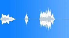 Voices Man Wrestler Growls Through Teeth Hoarse x3 Sound Effect