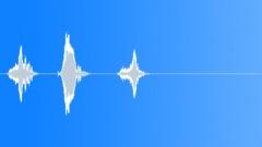 Voices Man Wrestler Grunts Low Robust Fast x3 Sound Effect