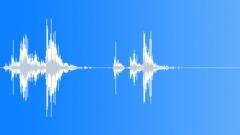 Foley Rubber Mask Latex Shake Shake Hard Sound Effect