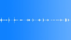 Metal Various Metal Coils Vertical Thin Artwork Shimmer Shake Rattle Vibrate Li Sound Effect