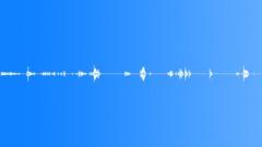 Foley Metal Debris Small Nails Sound Effect