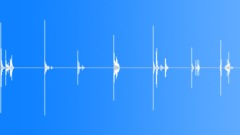 Debris Metal Drops Debris B Sound Effect