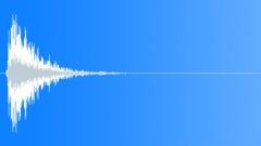 Metal Metal Impact Washer Lid Slam 01 Sound Effect