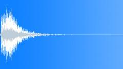 Metal Metal Impact Washer Lid Slam 03 Sound Effect