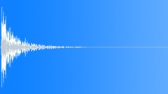 Metal Metal Impact Washer Lid Slam 07 Sound Effect