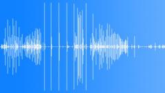 Foley Metal Jingles Magnesium Plates x9 Bar Shake Handle Hits Impacts Clacks Cl Sound Effect