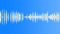Metal Metal Vibrate Metal Vibrate Pie Plate Sound Effect