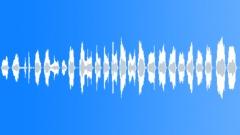 Metal Vibrate Metal Vibrate Plate Ramp B Sound Effect