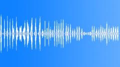 Metal Vibrate Metal Vibrate Plate Ramp C Sound Effect
