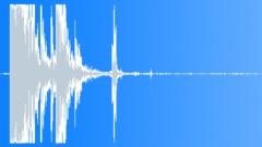 Metal Drops Metallic Grate Throw Plastic Barrel Rattle Bounce Fall Floor Medium Sound Effect