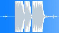 Metal Drops Steel Drop Fork Lift Forks Steel Plate Impact Triple Clanks Loud Sn Sound Effect