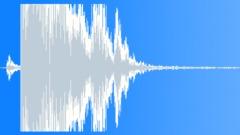 Metal Drops Steel Drop Metallic Plate Impact Burst Loud Plate Vibration Clack D Sound Effect