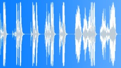 Metal Hits Knocks Saucepan Lid Drop Series Hard Thumps Metallic Ring Hollow Rou Sound Effect