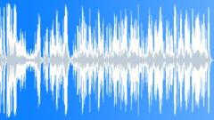 Metal Slides Steel Rod Slides Slow Pick Up Flatbed Irregular Surface Vibrates L Sound Effect