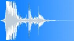 Metal Hits Metal Metal Impact Heavy Crunch Low Sound Effect