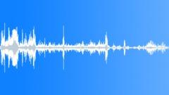 Foley Metal Rattle Vibrate Bumpy Rough Sound Effect