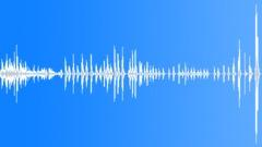 Metal Flex Wobble Metal Sheet Flex Hyper Ripple Sound Effect