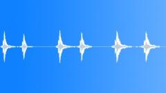 Sound Design Hits Stabs Stings Metallic Hits Series x3 Doubles Sharp Ping Varia Äänitehoste