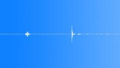 Foley Microscope Slides Remove Handle Clack Sound Effect