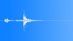 Foley Milk Carton Toss Slosh Sound Effect