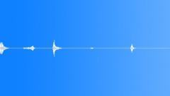 Foley Plastic Moves Plastic Tap Scrape Lite Sound Effect