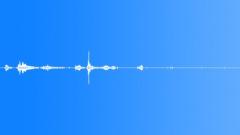 Foley Napkin Paper Wipe Crumple Sound Effect