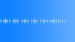 Toys Noisemaker Plastic Spin Clik7 Sound Effect