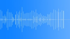 Bells Noisemaker Wood Blocks Varied Speed Sound Effect