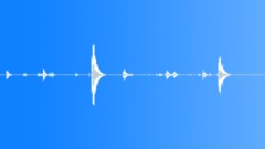 Office Paper Paper Files Handle Slap Down Sound Effect