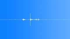 Foley Paper Flip Slide Crisp Sound Effect