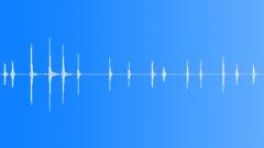 Winds Paper Flying Paper Flying Sporadic Crinkle Sound Effect
