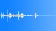 Foley Paper Large Rigid Flex Snap Sound Effect