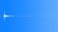 Foley Paperclip Spring Hit Vibration Sound Effect