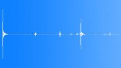 Foley Phone Cellular Flip Close Shuffle x2 Sound Effect